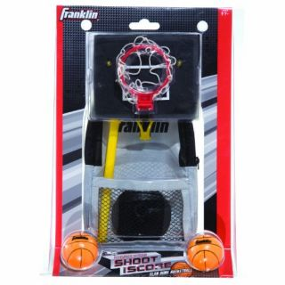 New Franklin Sports Shoot N Score Backpack Sports Slam Dunk Basketball