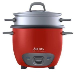 New Aroma Rice Cooker Food Steamer Vegetables Meat Rice Chili Free