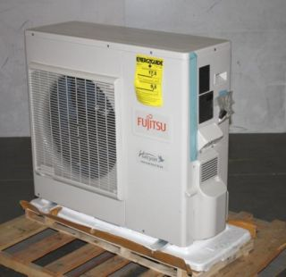 Fujitsu Split Type Air Conditioner A C Heat Pump Outdoor Unit Only
