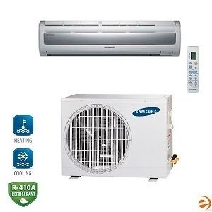 Samsung AQV09JA Classic Wall Mounted Mini Split Heat Pump   9,000 BTU
