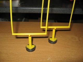 tudor electric football magnetized goal posts