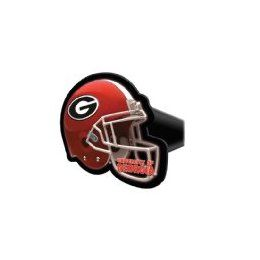 Georgia Bulldogs Football Helmet Truck Hitch Cover New