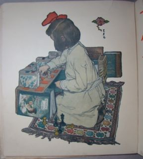 1903 RARE 1st Jessie Willcox Smith Book of The Child Elizabeth Shippen