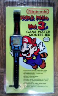 Game Watch Nintendo Super Mario Bros 3 1991