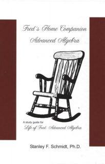 Freds Home Companion Advanced Algebra Study Guide and Answer Key