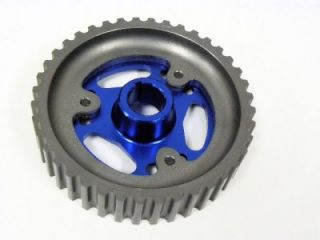 86 89 Acura Integra D16 DOHC Adjustable Cam Gears Blue