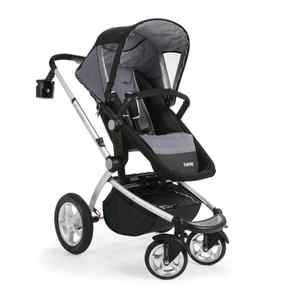 Maxi Cosi Total Black Foray LX Travel System Stroller