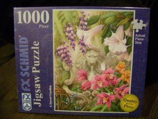 Secret Garden FX Schmid Puzzle 1000 Piece