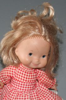 Vintage Fisher Price Mary 200 Lapsitter Doll Friend
