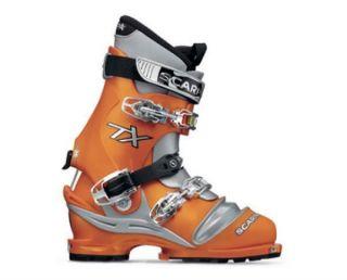 Scarpa erminaor x elemark Ski Boos New