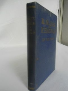 RARE 1955 Karl Marx Engels Religion Foreign Languages Publishing House