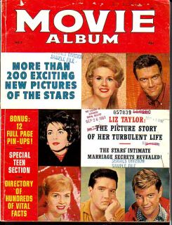 Movie Album 1961 7 Steve McQueen John Wayne James Dean