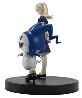 Sealed Furyu Shin Megami Tensei Real Figure 4   Alice and Jack Frost