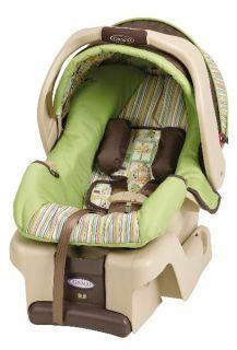 30 Nobel Pattern Rear Facing Infant Baby Car Seat 1772516