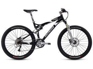 Specialized FSR xc Comp full susp mountain bike