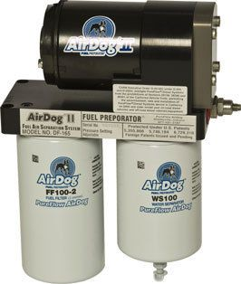 Airdog 2 DF 100 Fuel Lift Pump Filtration System Ford Diesel 6 7L