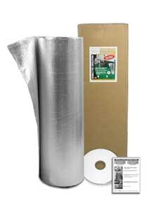 Ecofoil Reflective Insulation Kit for Garage Door 10x8