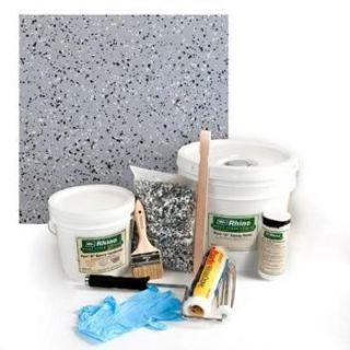 Floor Paint Coating Kit 2gal Garage Floor Tile Alternative
