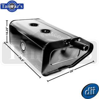 66 77 Ford Bronco Fuel Gas Tank Steel Dynacorn