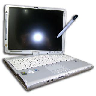 Fujitsu LifeBook T4210 Convertible Tablet PC   Intel Core Duo T2400 1