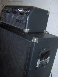 Carvin 100 Watt Tube Guitar Amplifier Head and 4x12 Cabinets Rock