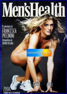 Calendar Sexy Francesca Piccinini 2004