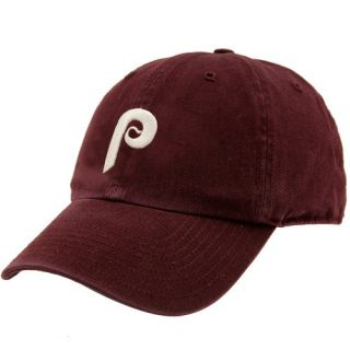 Brand Philadelphia Phillies Red Cooperstown Franchise Fitted Hat   M