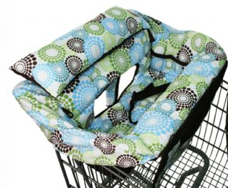 Buggy Bagg Elite Shopping Cart Seat Cover 8 Patterns