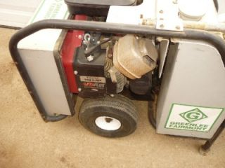 Greenlee Fairmont Hydraulic Gas Power Pump System