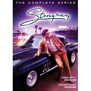 Stingray   The Complete Series ~ New 5 DVD Set ~
