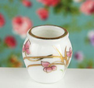 Dollhouse Miniature Furniture China Porcelain Vase CYG