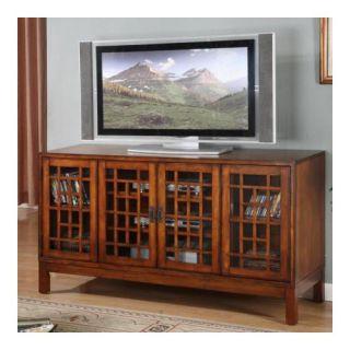 Sunrise Furniture Meridian 64 TV Credenza in Oak T 5124AK