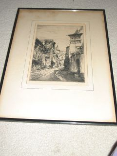 Paul Geissler 1881 1965 Listed 1924 Nuremberg Germany Signed and Dated