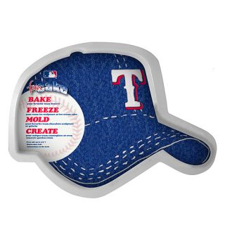 New Texas Rangers Cap Cake Pan Gelatin Mold Ice