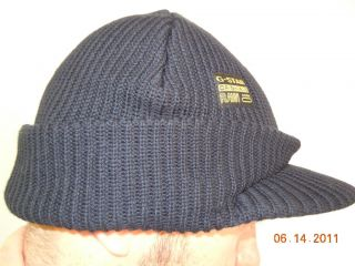 G Star Raw Hat New with Tag