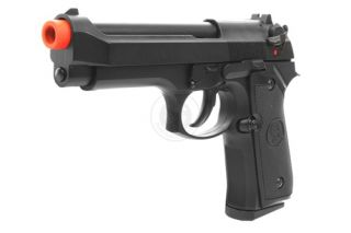 GBB Semi Auto M9 FULL METAL SLIDE Airsoft Gas Gun Blowback Pistol
