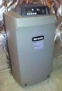 Ultra 230 Nat. Gas/Propane Boiler & two Indirect Fired Water Heaters