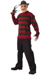Adult Freddy Krueger Sweater