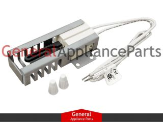 GE General Electric Gas Range Oven Stove Cooktop Flat Ignitor Igniter