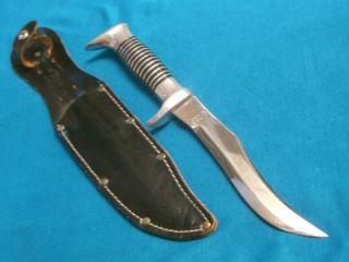 NM VINTAGE GAMBILL B007 GERMAN DIRK DAGGER HUNTING BOWIE KNIFE KNIVES