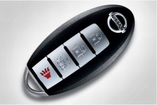 nissan sentra remote control key fob genuine oem new genuine nissan