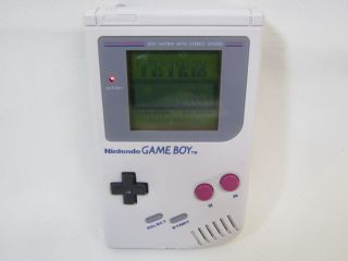 Nintendo Game Boy Original Console System Boxed DMG 01 Gameboy 1452