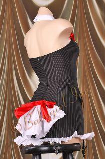 PC Leg Avenue Gangster Girl Suzy Silencer Adult Halloween Costume M