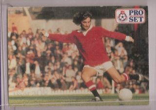 Legendary England World Class Player George Best Manchester U