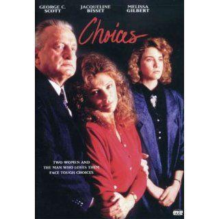 Choices 1986 DVD George C Scott Jacqueline Bisset Brand New Factory