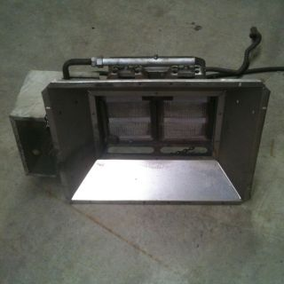 Natural Gas Infrared Radiant Garage Shop Heater