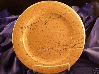 Pink Spiderweb Blue Ridge Pottery 2 Salad Plate Dish