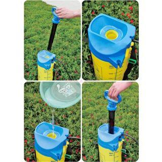 8L CS8C Garden Water Spray Hand Held Pump Pressure Sprayer Watering