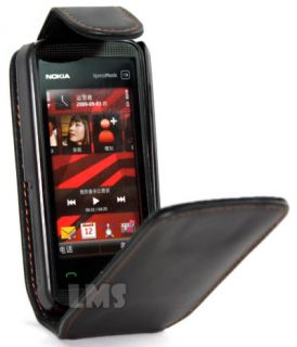 Flip Leather Case II for Nokia 5530 Xpress Music Film