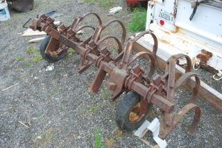 Shop Built Field Garden Food Plot Cultivator 6 3 Point Hitch